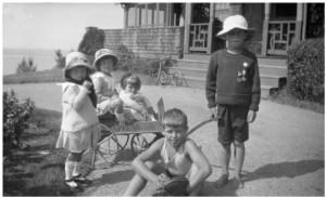 Five Kennedy Kids